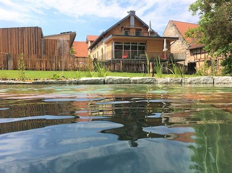 Brauhaus 3 Ferienwohnungen mit Tecih